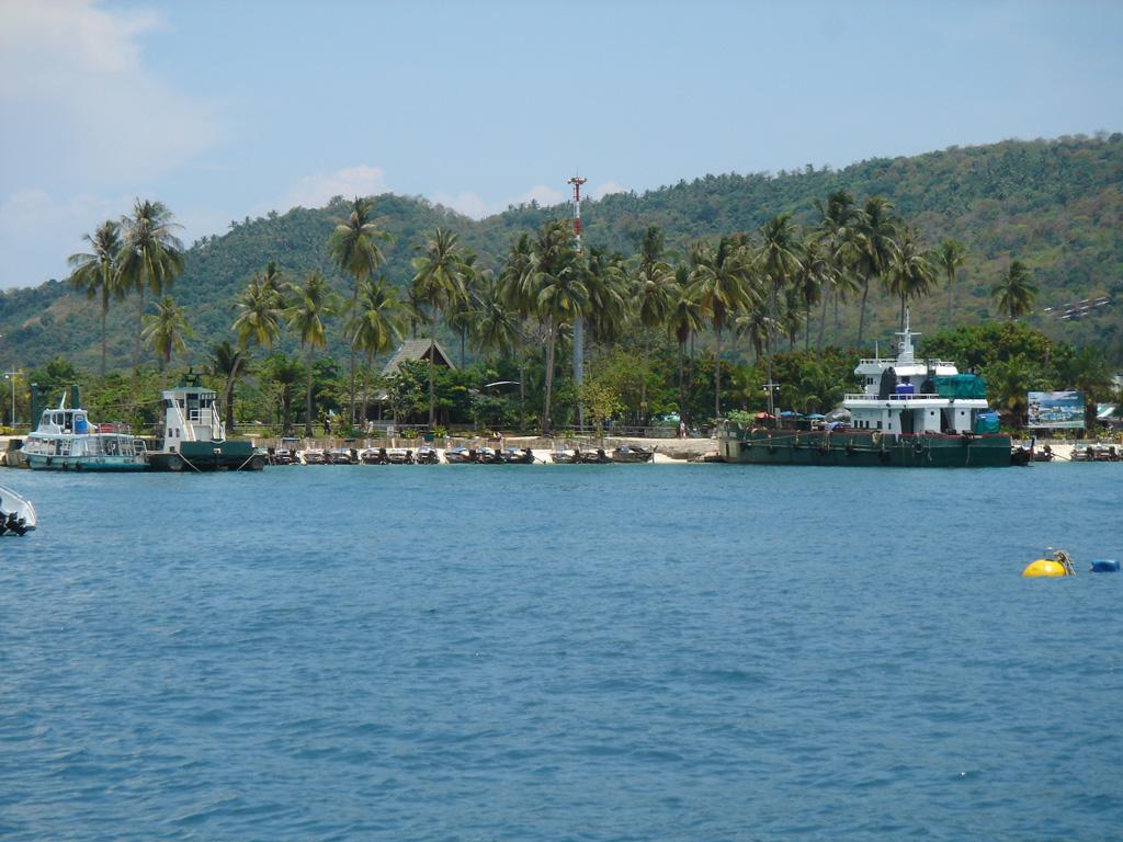 Пляж бухты Тон Сай в Таиланде, фото 4