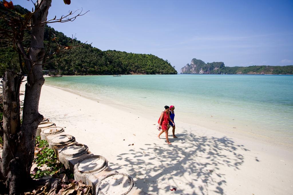 Пляж бухты Тон Сай в Таиланде, фото 5