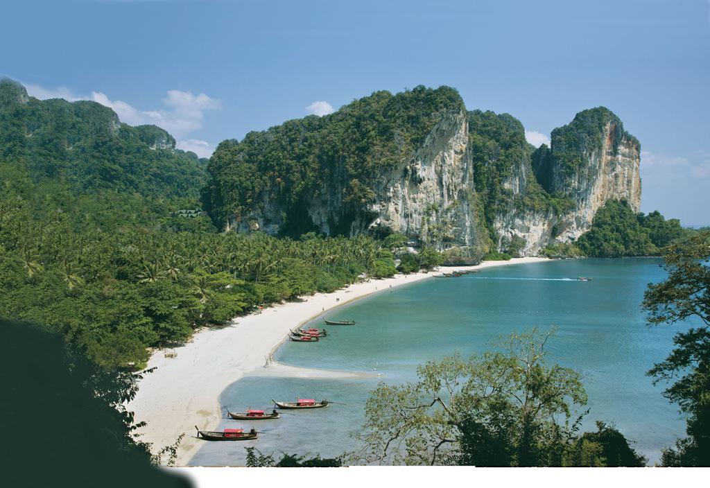 Пляж бухты Тон Сай в Таиланде, фото 6
