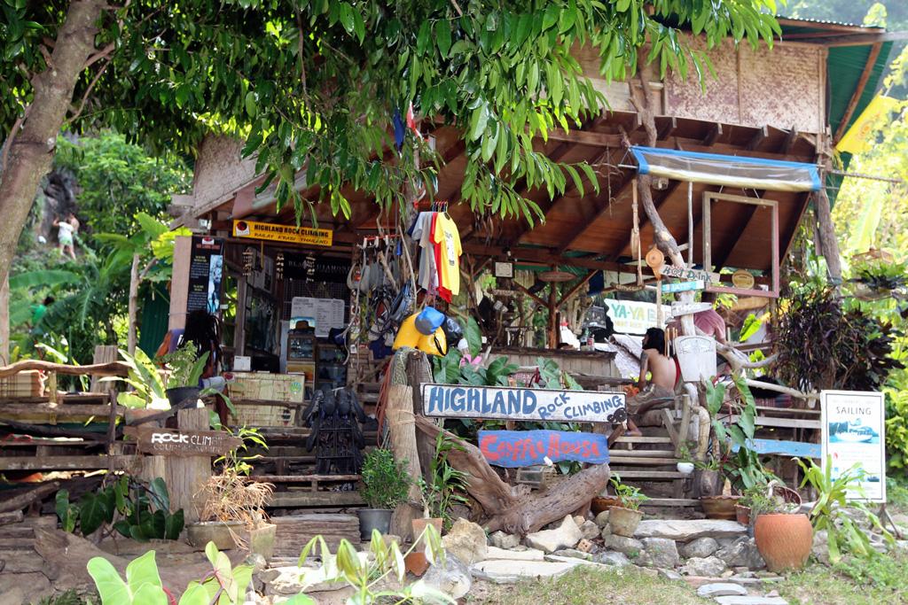 Пляж бухты Тон Сай в Таиланде, фото 8
