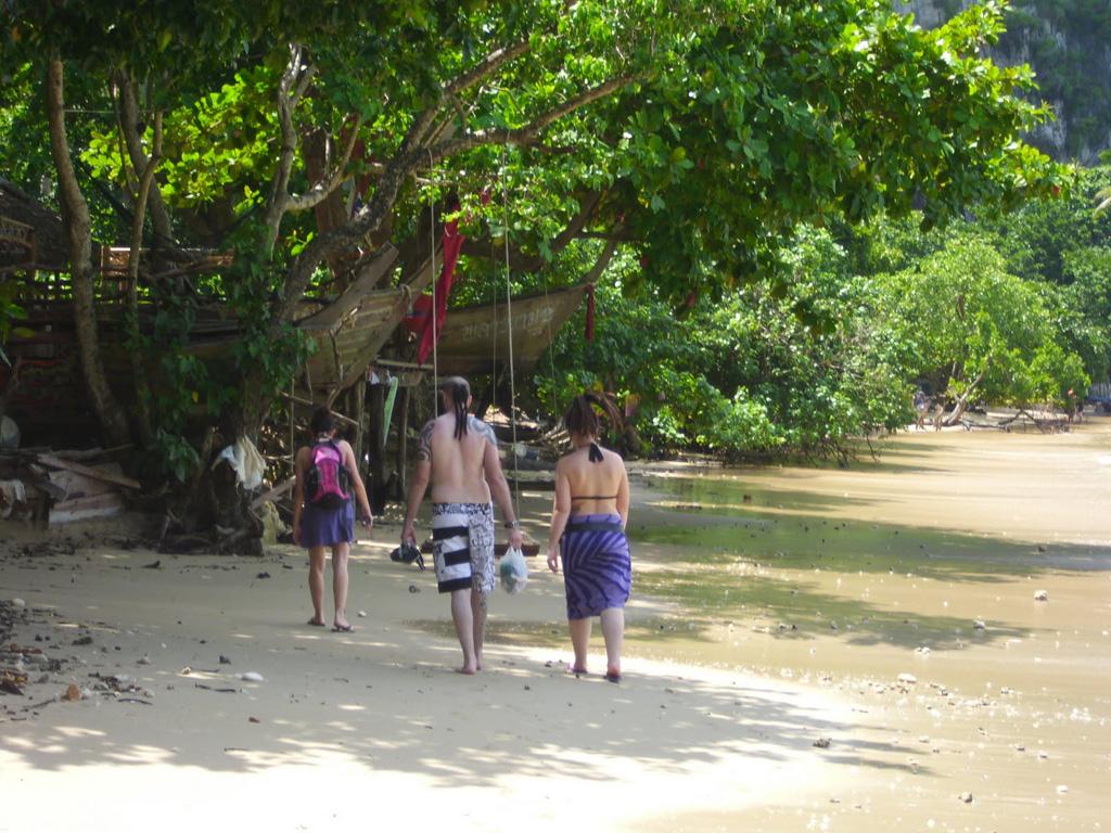 Пляж бухты Тон Сай в Таиланде, фото 9