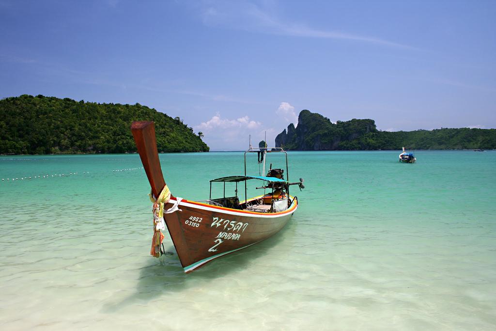 Пляж бухты Тон Сай в Таиланде, фото 10