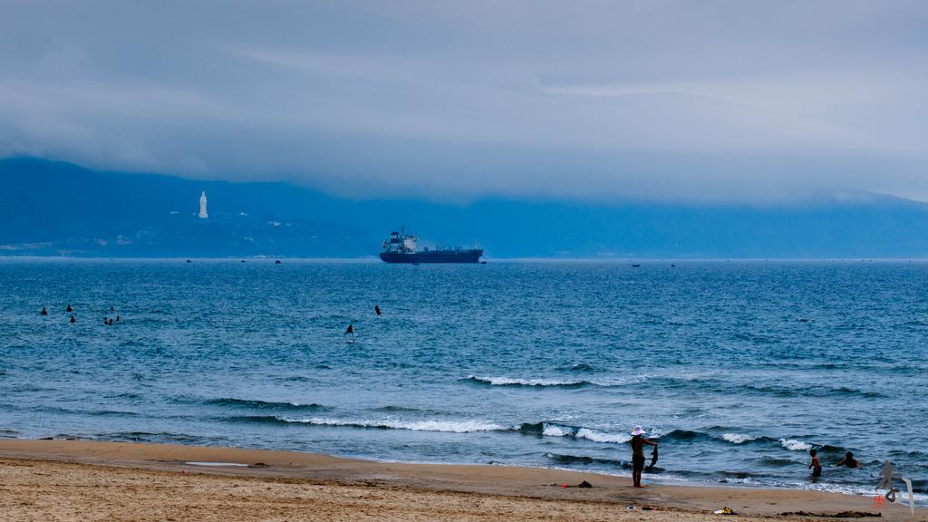 Пляж Да-Нанг во Вьетнаме, фото 4