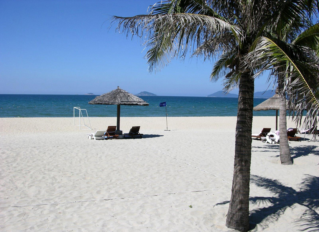 Пляж Да-Нанг во Вьетнаме, фото 7