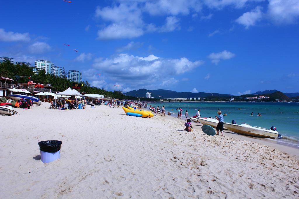 Пляж Дадунхай в Китае, фото 1