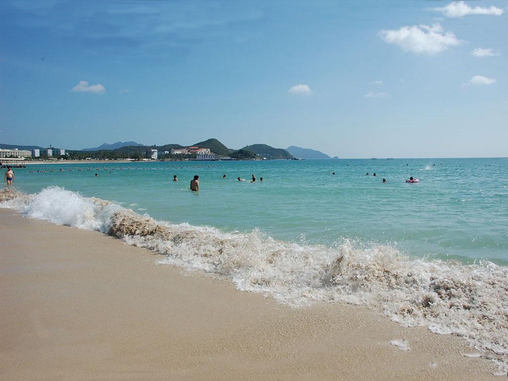 Пляж Дадунхай в Китае, фото 2