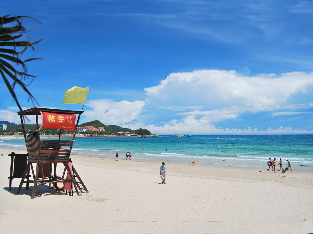 Пляж Дадунхай в Китае, фото 3