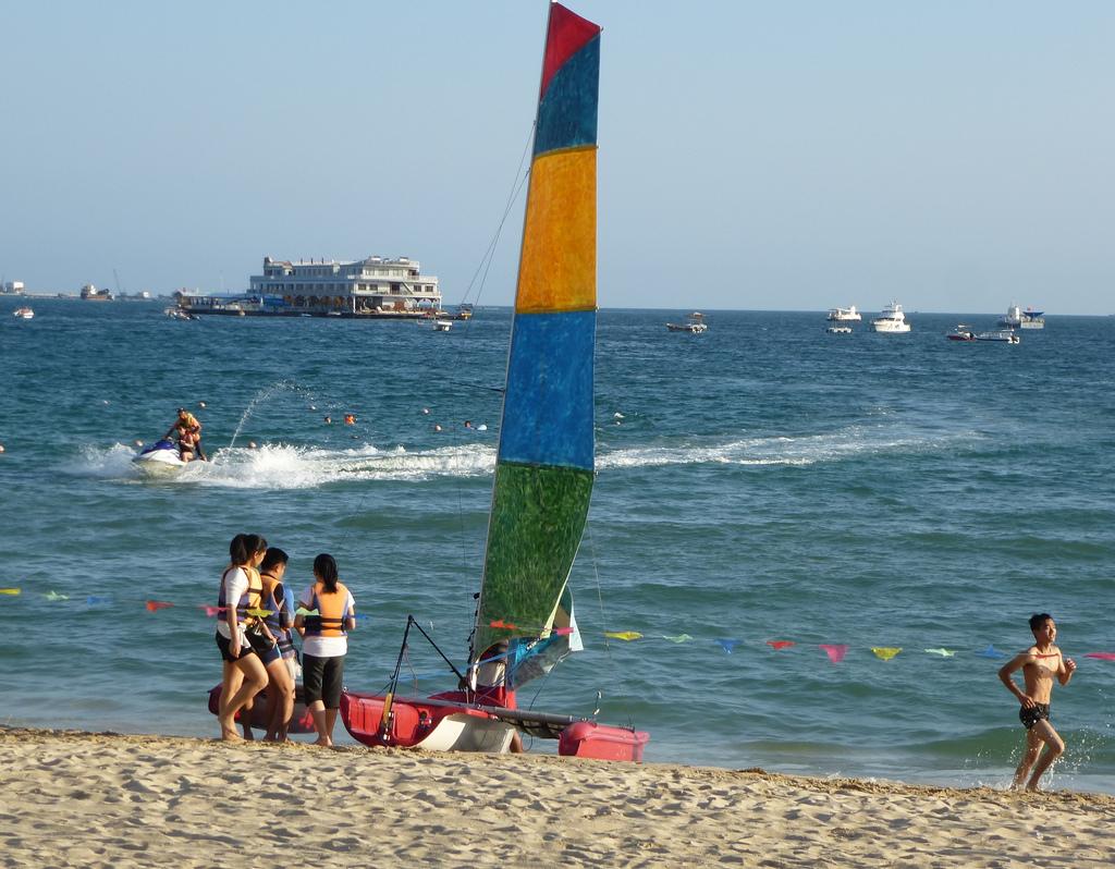 Пляж Дадунхай в Китае, фото 4