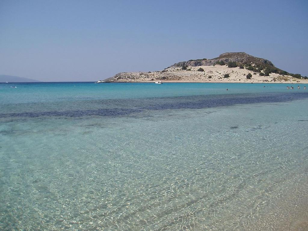 Пляж Элафониси в Греции, фото 4