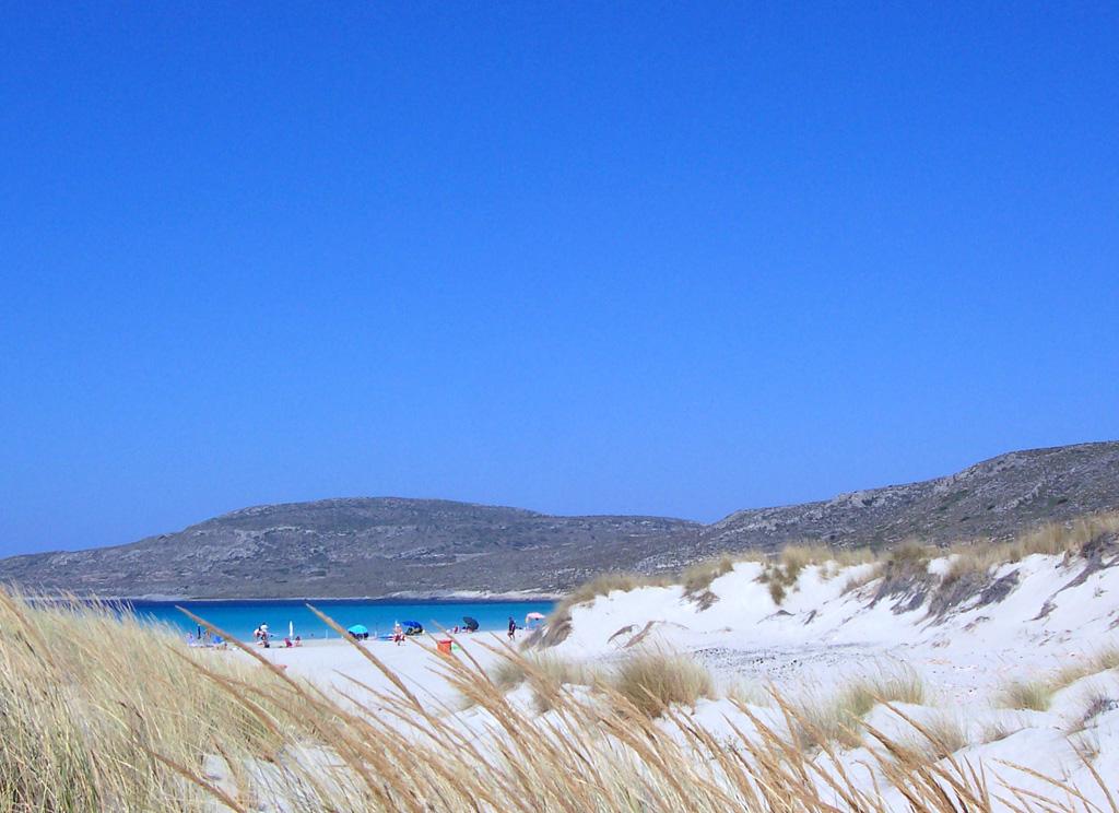 Пляж Элафониси в Греции, фото 5