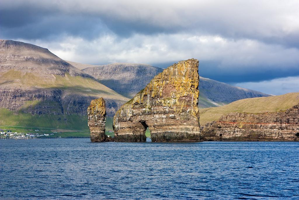 Пляж Фареры на Фарерских островах, фото 3