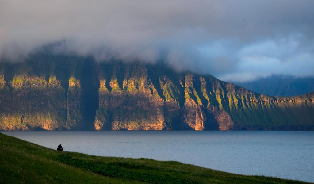 Пляж Фареры на Фарерских островах, фото 6