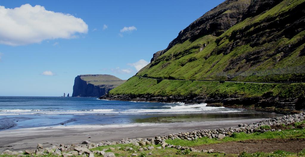 Пляж Фареры на Фарерских островах, фото 8