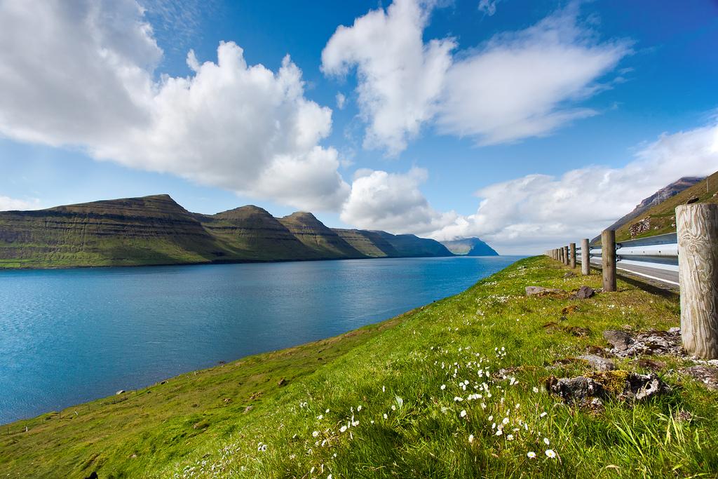 Пляж Фареры на Фарерских островах, фото 12