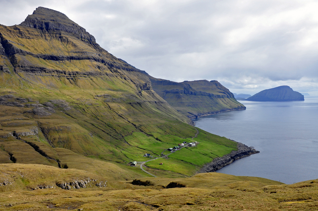 Пляж Фареры на Фарерских островах, фото 16