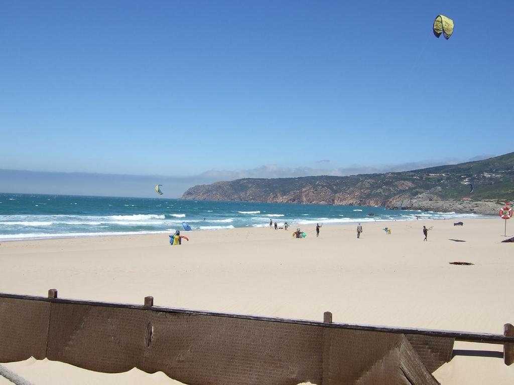 Пляж Гуинчо в Португалии, фото 4