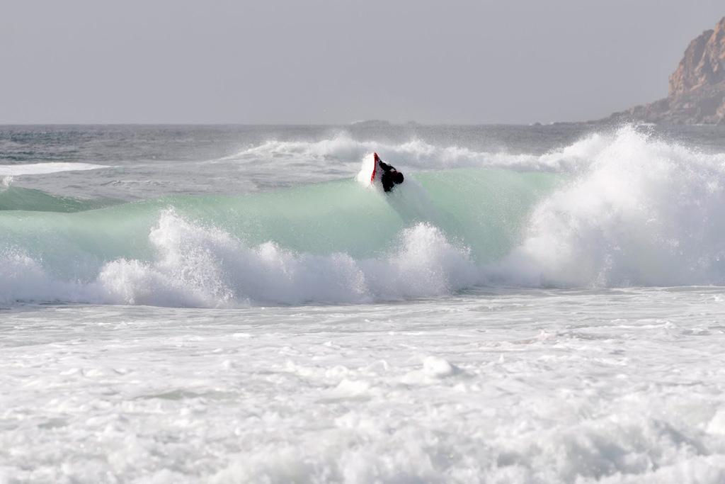 Пляж Гуинчо в Португалии, фото 5