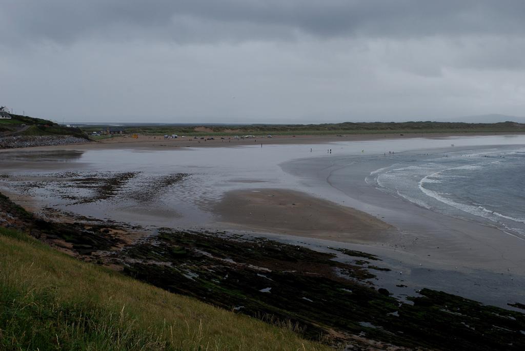 Пляж Инч в Великобритании, фото 2