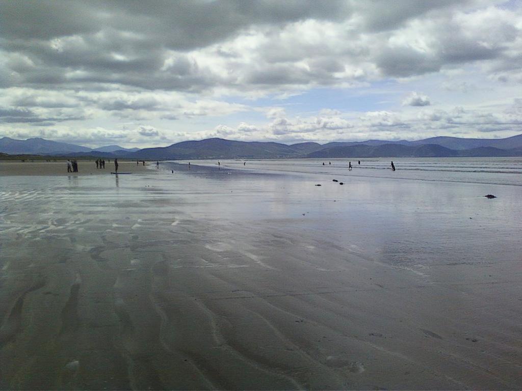 Пляж Инч в Великобритании, фото 4
