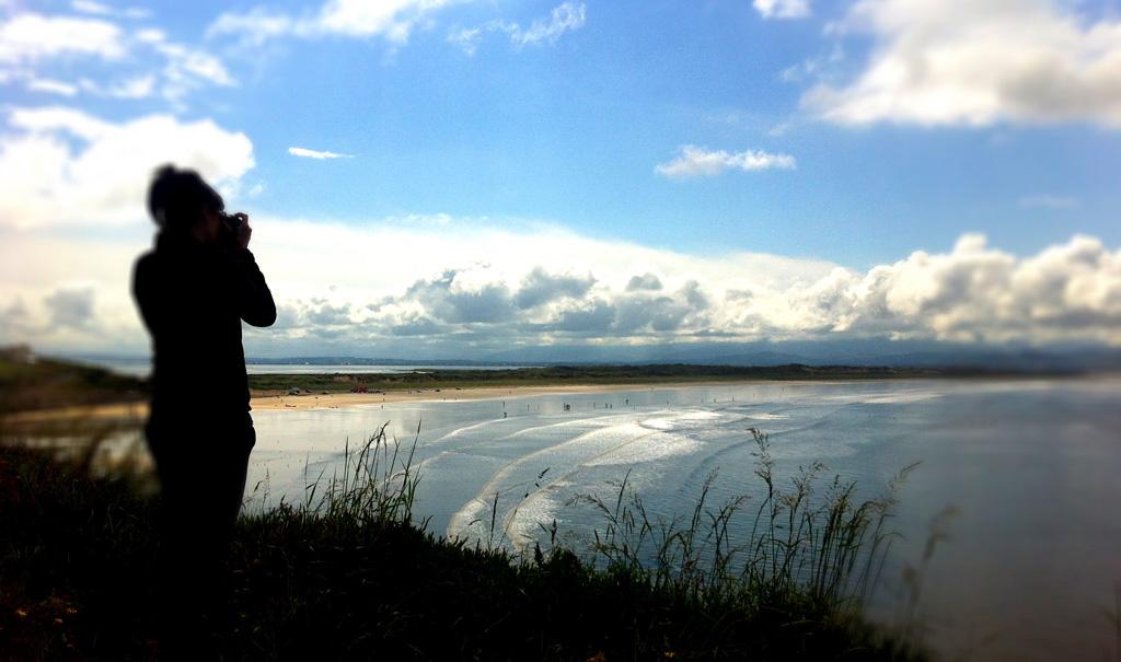 Пляж Инч в Великобритании, фото 5