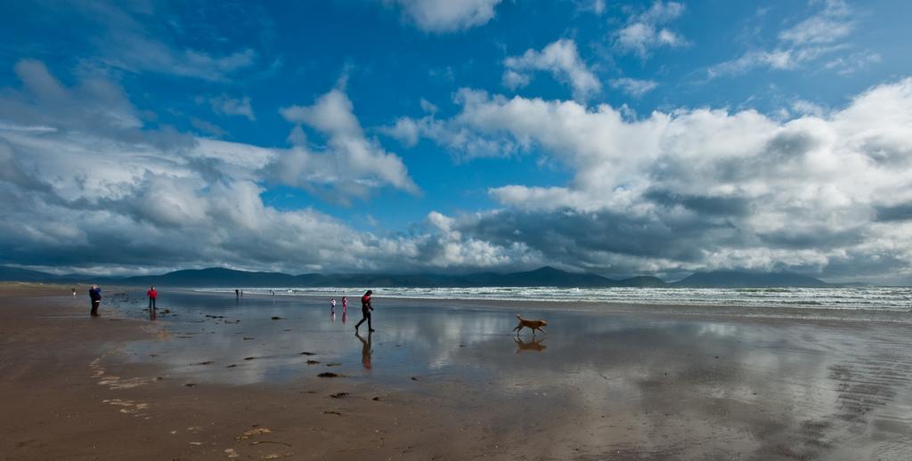 Пляж Инч в Великобритании, фото 6