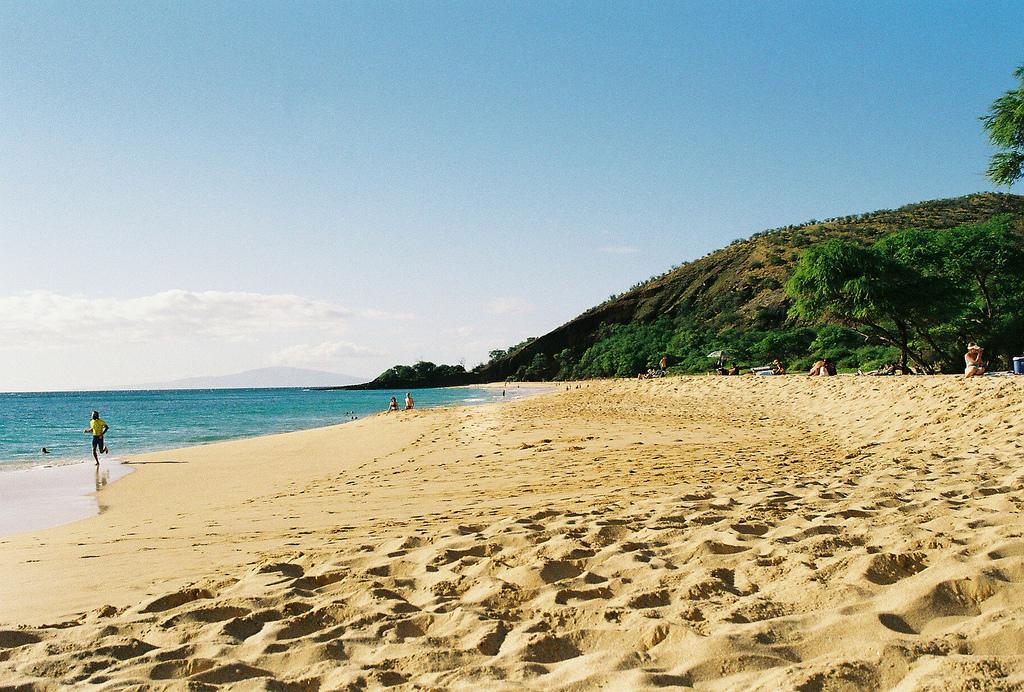 Пляж Канапали в США, фото 3