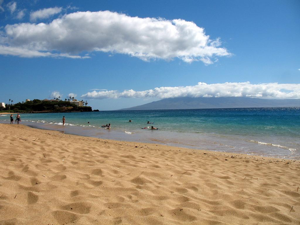 Пляж Канапали в США, фото 4