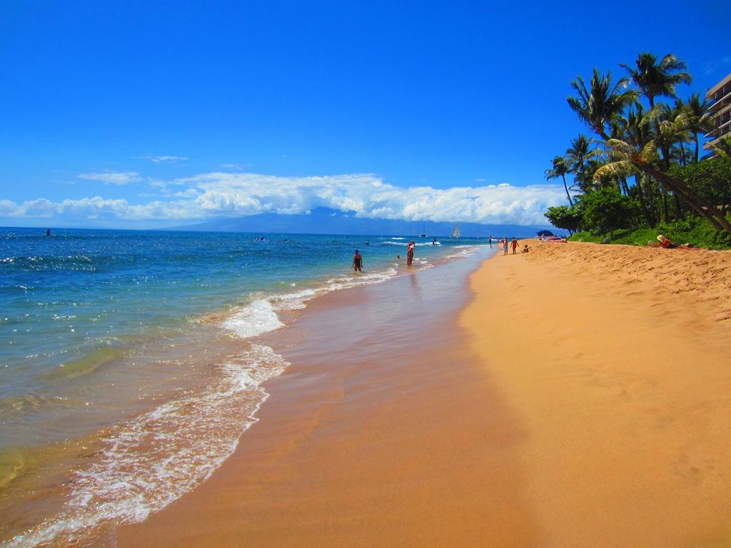 Пляж Канапали в США, фото 5