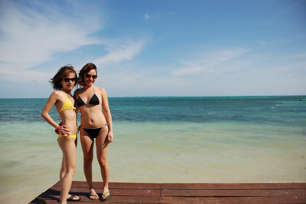 Пляж Канкун в Мексике, фото 1