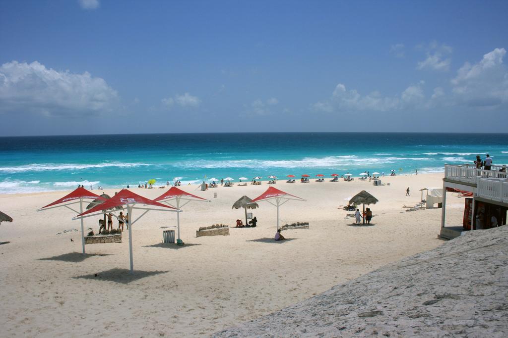 Пляж Канкун в Мексике, фото 6
