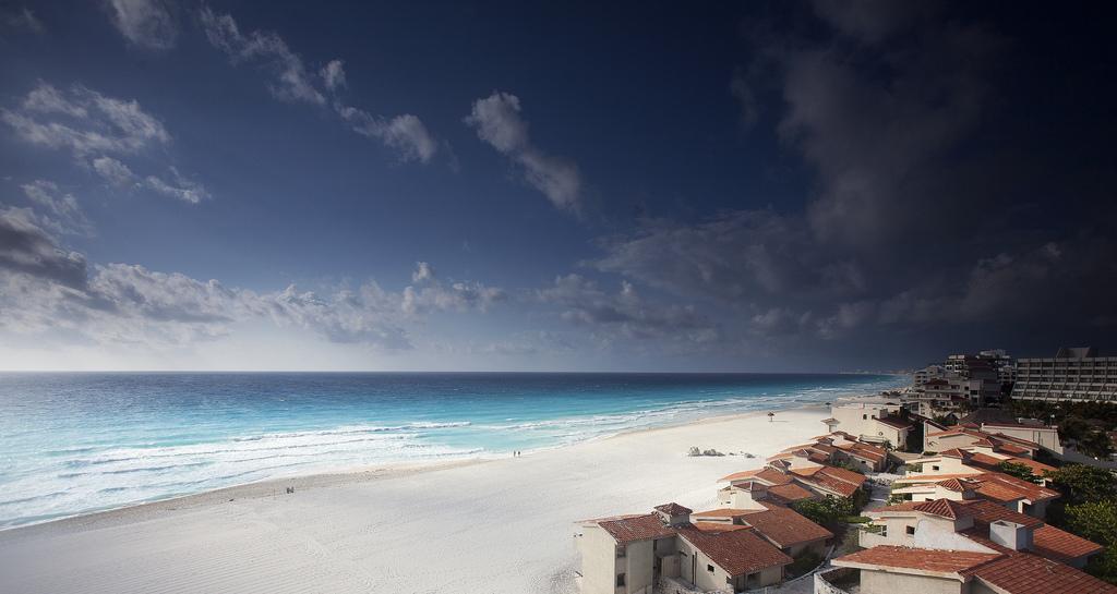 Пляж Канкун в Мексике, фото 7