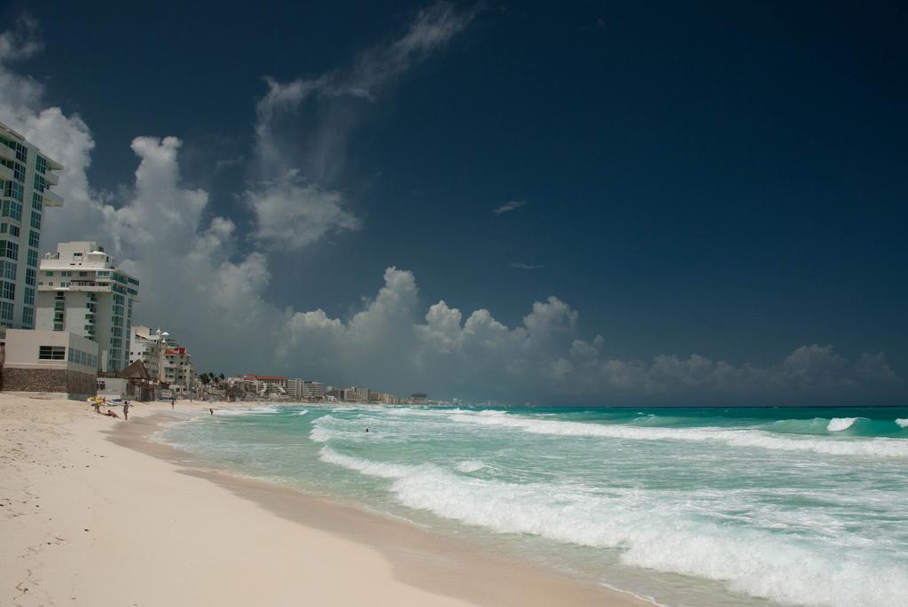 Пляж Канкун в Мексике, фото 8