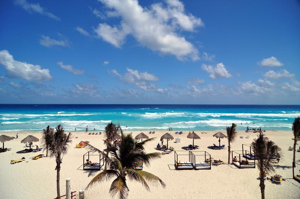Пляж Канкун в Мексике, фото 10