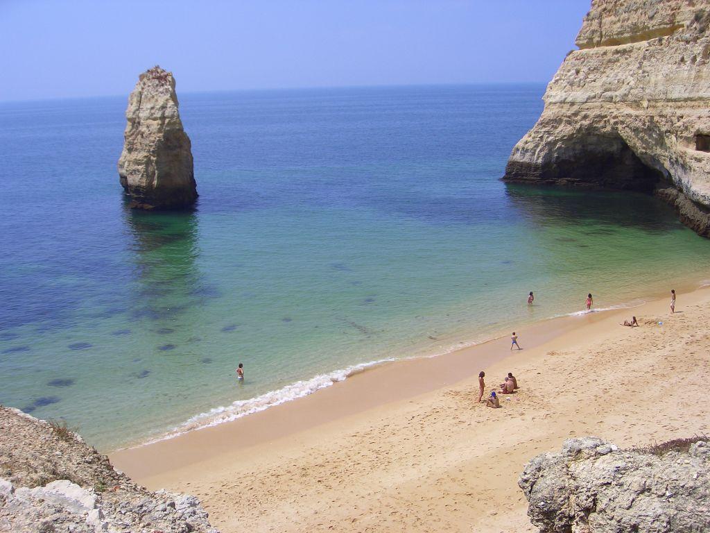 Пляж Карвальо в Португалии, фото 2