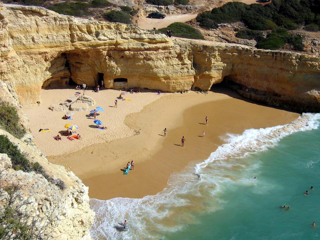 Пляж Карвальо в Португалии, фото 6