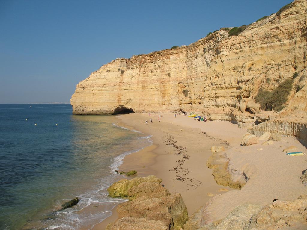 Пляж Карвальо в Португалии, фото 8