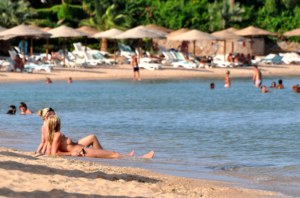 Пляж Макади-Бэй в Египете, фото 1