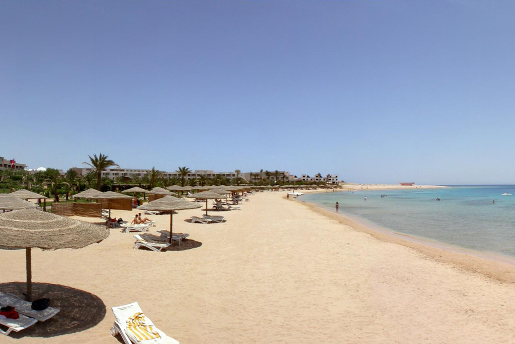 Пляж Макади-Бэй в Египете, фото 3