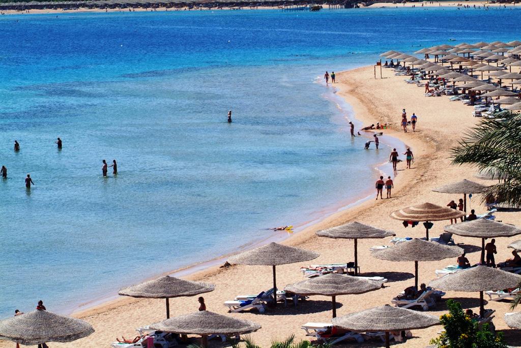 Пляж Макади-Бэй в Египете, фото 4