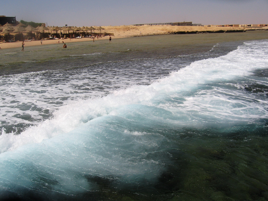 Пляж Макади-Бэй в Египете, фото 5