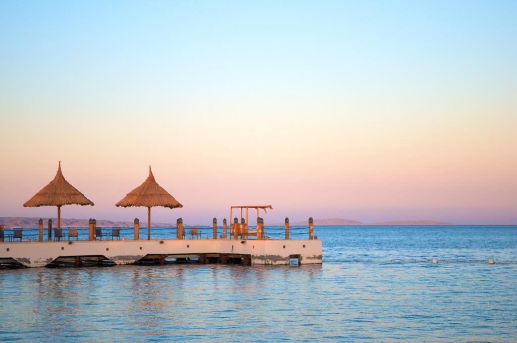 Пляж Макади-Бэй в Египете, фото 6