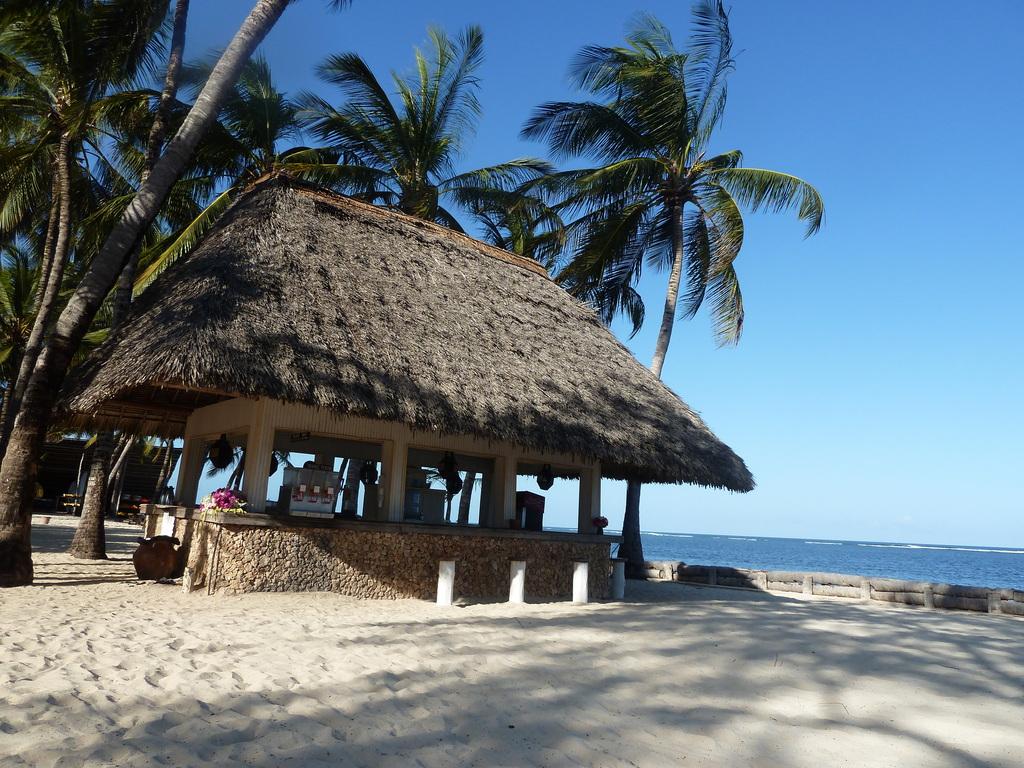 Пляж Малинди в Кении, фото 9