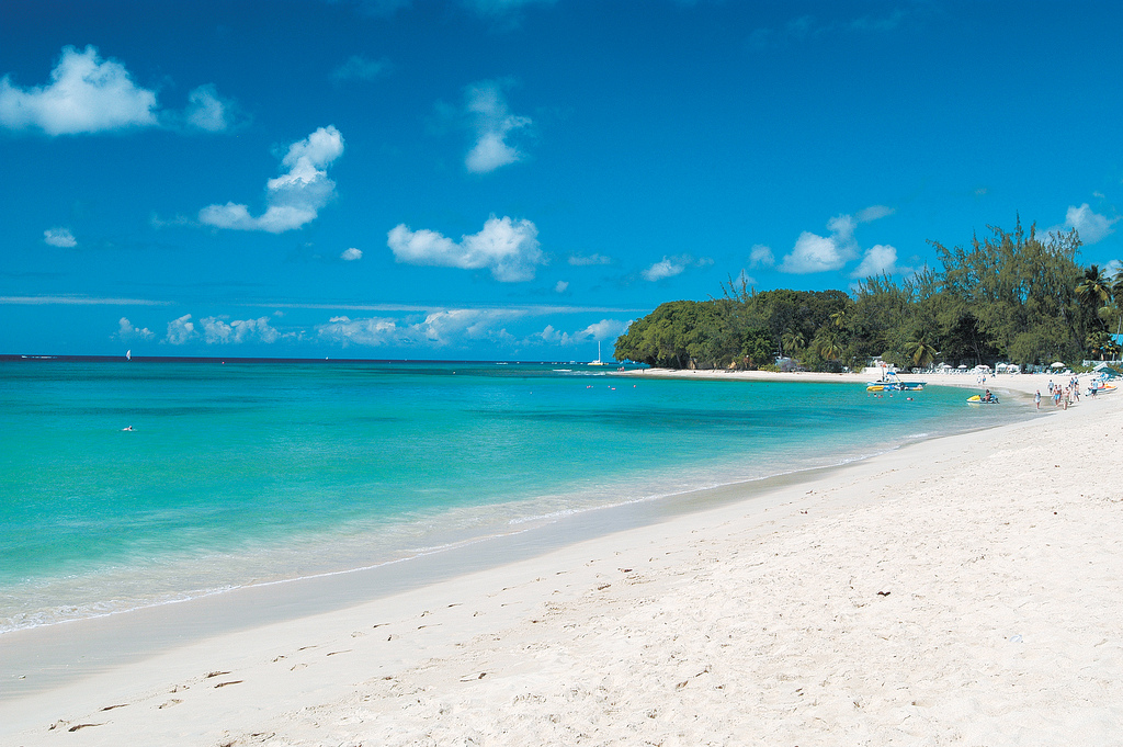 Пляж Маллинс в Барбадосе, фото 4