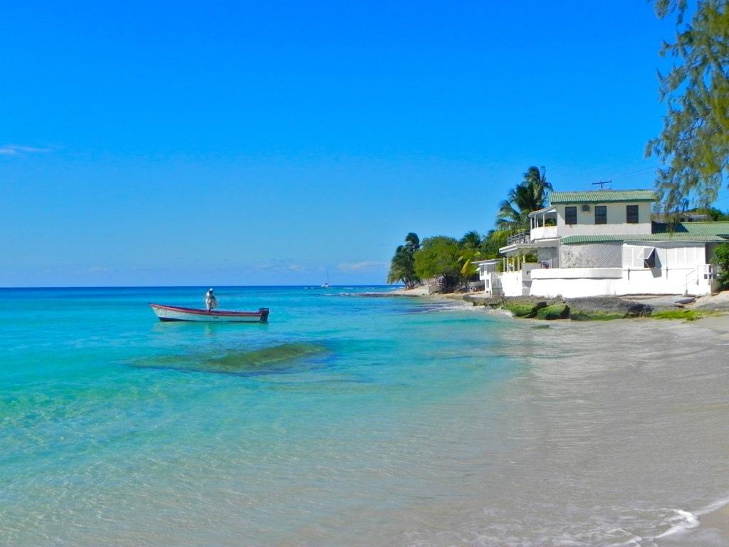 Пляж Маллинс в Барбадосе, фото 7