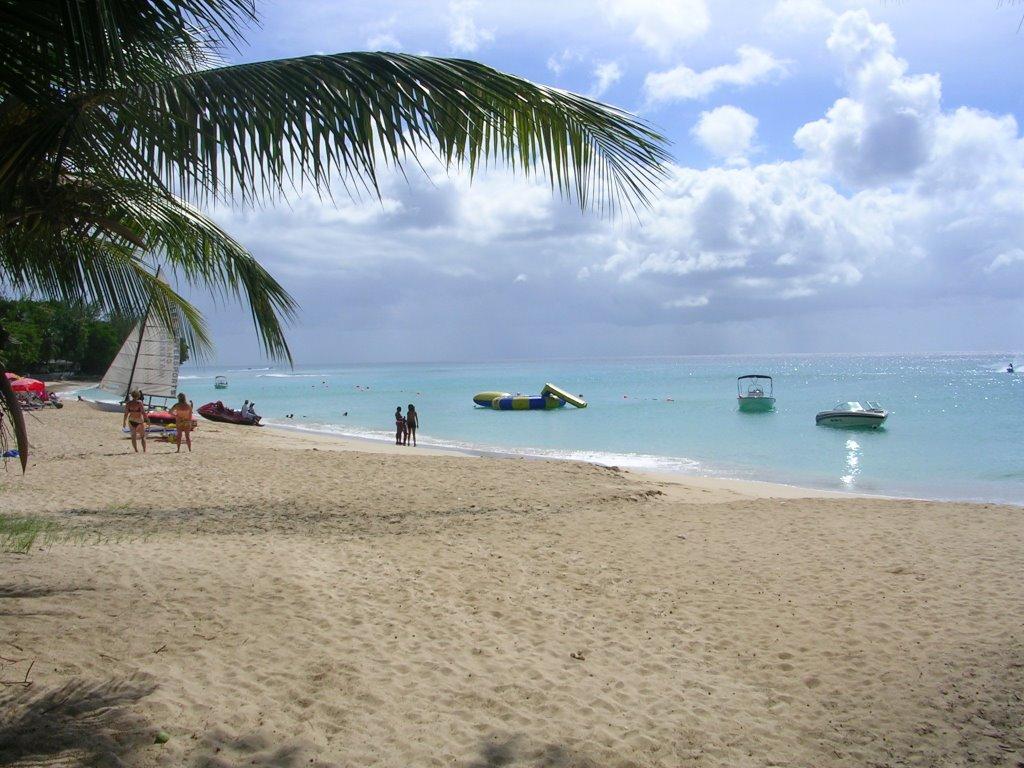 Пляж Маллинс в Барбадосе, фото 8
