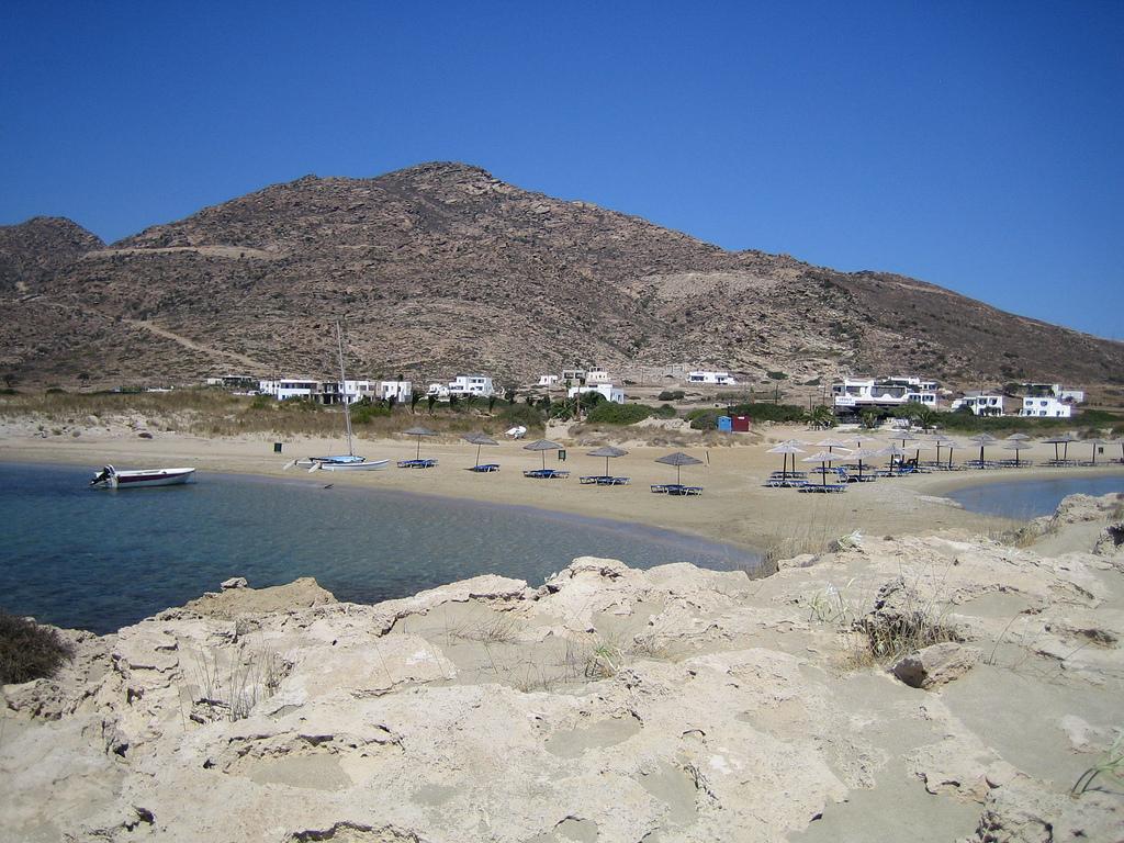 Пляж Манганари в Греции, фото 6