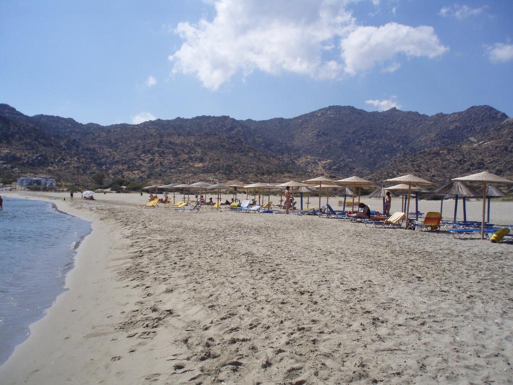 Пляж Манганари в Греции, фото 7