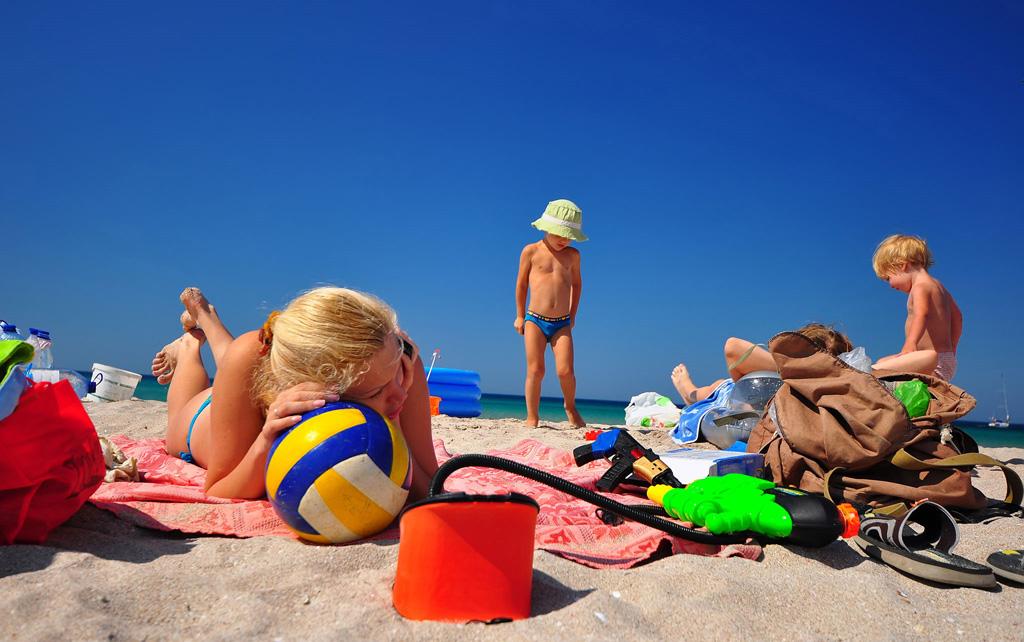 Пляж Оленёвка в Украине, фото 5