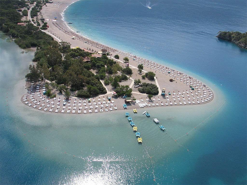 Пляж Олюдениз в США, фото 1