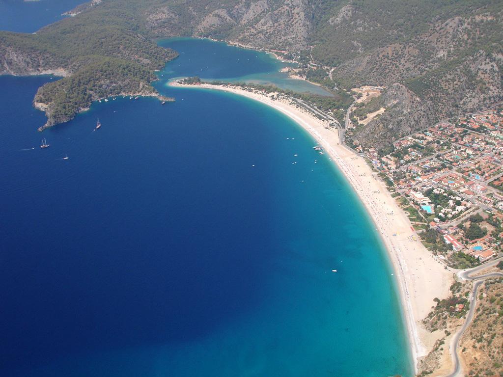 Пляж Олюдениз в США, фото 5